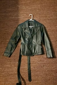 black leather  jacket womens Sarasota, 34232