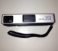 Vintage Halina 202 110 Cartridge Camera