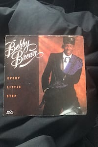 Bobby brown record 45  Toronto, M5G