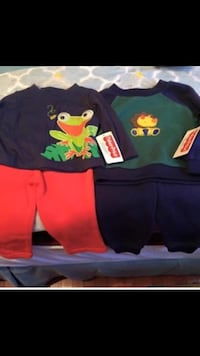2 NEW Boys 6-9 Months Winter Outfits Louisville, 40220