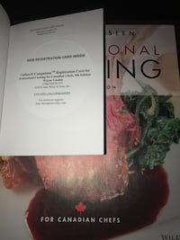 Professional Cook Book  Toronto, M1T 2Z7