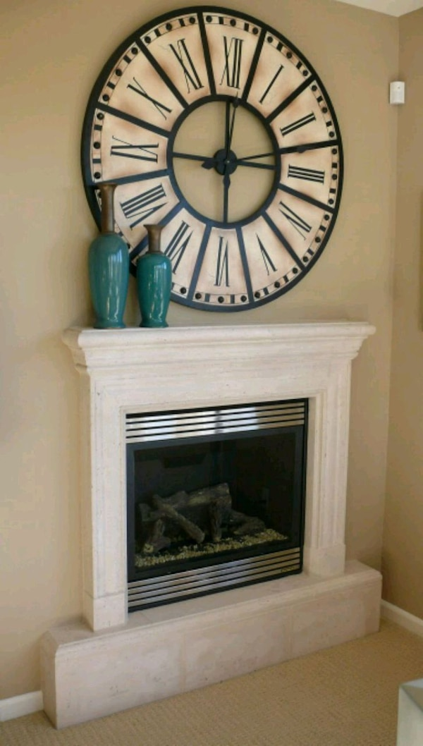 Used Fireplace Mantle For In Surrey