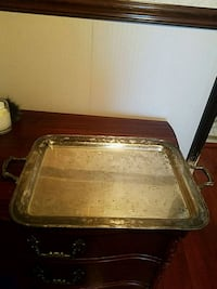 Silver plated tray Ellicott City, 21043