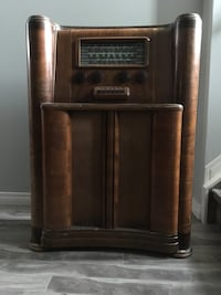 1941 rca cathedral radio