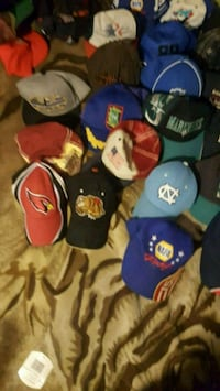 assorted color of baseball caps Pasco, 99301