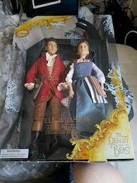 Beauty and the beast BELLE AND GASTON FILM COLLECT London, E15 3AJ