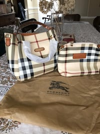 Brand new purse and backpack etc... London, N6G 2P2