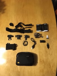 Muvi atom Super Micro Camcorder with Accessories null