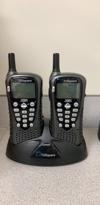 TriSquare TSX300 eXRS Two-way Radio  Dulles