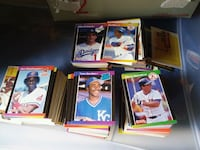 Baseball player trading cards Gresham, 97030