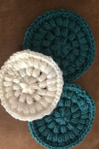 Face and Eye Scrubbies