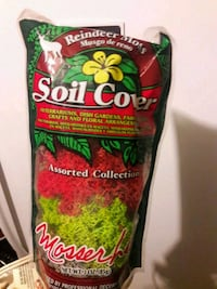 New Soil cover