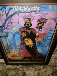1995 Zulu Witch Doctor  Saint Rose, 70087
