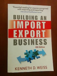 Import/Export Business book-Must have