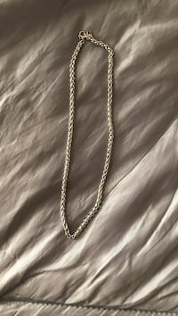 Sterling silver rope chain20in Perry Hall, 21128
