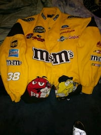 NASCAR 38 M&M jacket Coal Township, 17866