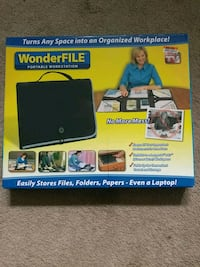 Wonderfile portable workstation