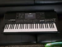 black and white electronic keyboard. Germantown, 20876
