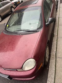 2001 Dodge Neon ACR Washington