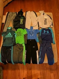 Lot of boys size 5 outfits Ocean Springs, 39564