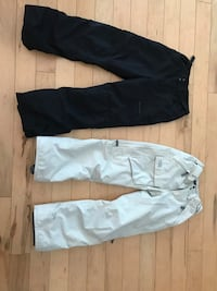 North Face Columbia, and Ocean&Earth Snow board pants