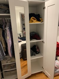 IKEA 3 door Wardrobe with mirror