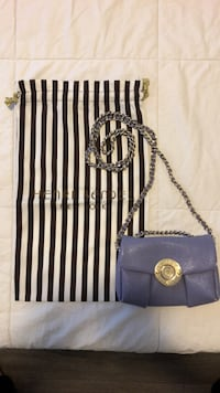 Henry Bendel New York small over the shoulder swing purse  Mississauga, L5G