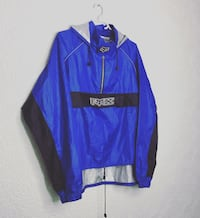 FOX RACING Pullover windbreaker Size Large (YTH) Vancouver, V5L 3C9