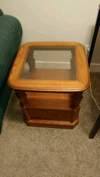 Coffee Table and matching Side Table for sale Chilliwack, V2P 2W1