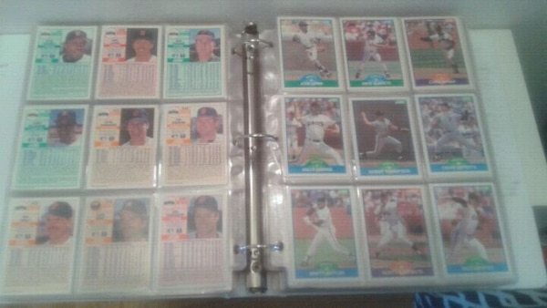 1989 Score Baseball Card Set