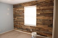 Wall covering Timberville