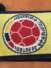 Colombia new soccer scarf Gaithersburg, 20878