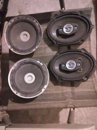 Speakers all work great can sell all or piece out Dothan, 36303