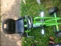 black and green reel hauck pedal go kart Woodbridge, 22193