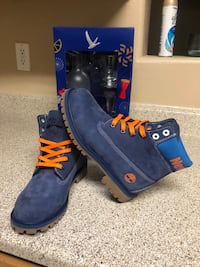 Timberlands (Limited Edition) Knicks