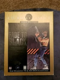 Fade to Black , PC game  Omaha, 68135