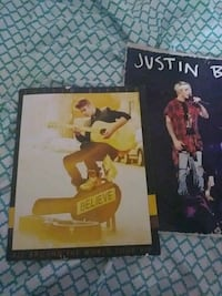 two Justin Bieber posters Hialeah, 33010