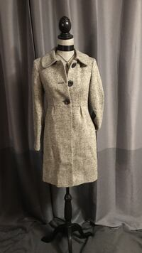women's brown coat Edmonton, T6K 3K2