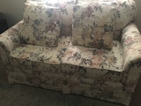 Floral Couch Albany