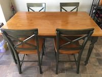 Dining Table and Chairs Sterling, 20164