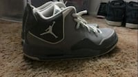 pair of gray Nike running shoes Las Cruces, 88001