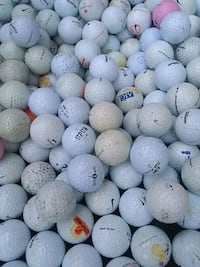 Golf balls .10cents each Omaha