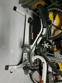 black and gray elliptical trainer Brampton, L6S 1Z6
