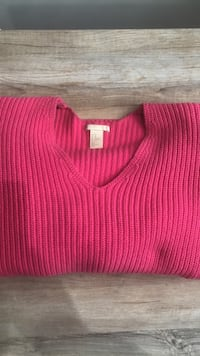 HM Hot Pink Sweater Kleinburg, L0J