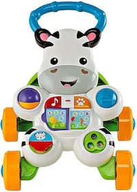 Fisher-Price Learn with Me Zebra Walker Toronto, M1M