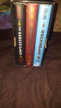 The hunger games trilogy Brentwood Bay, V8M 1G5