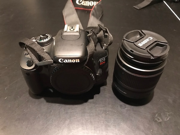 Canon Rebel EOS t3i - Complete Kit 3