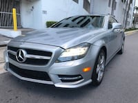 2013 Mercedes CLS 550 AMG Package Fully Loaded Clean Title 54k Miles Miami, 33147