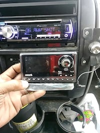 Sirius sportster 5 radio receiver Oxon Hill, 20745