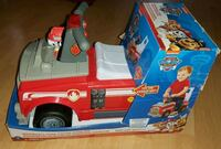 Fire Truck Ride on for Kids - New